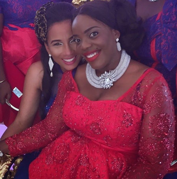 ibinabo empress njamah friends