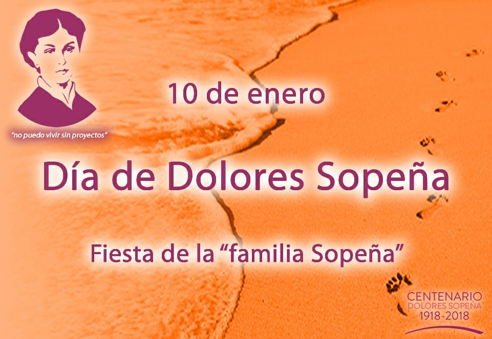 #CentenarioDSopeña