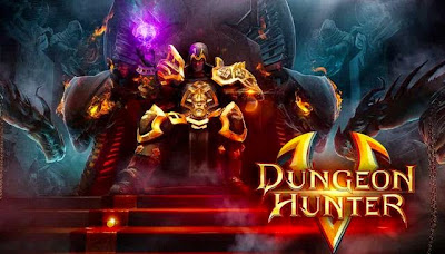 Download Latest Dungeon Hunter 5 Mod Apk Data