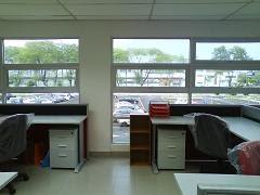 Pejabat baru, tempat baru, suasana baru