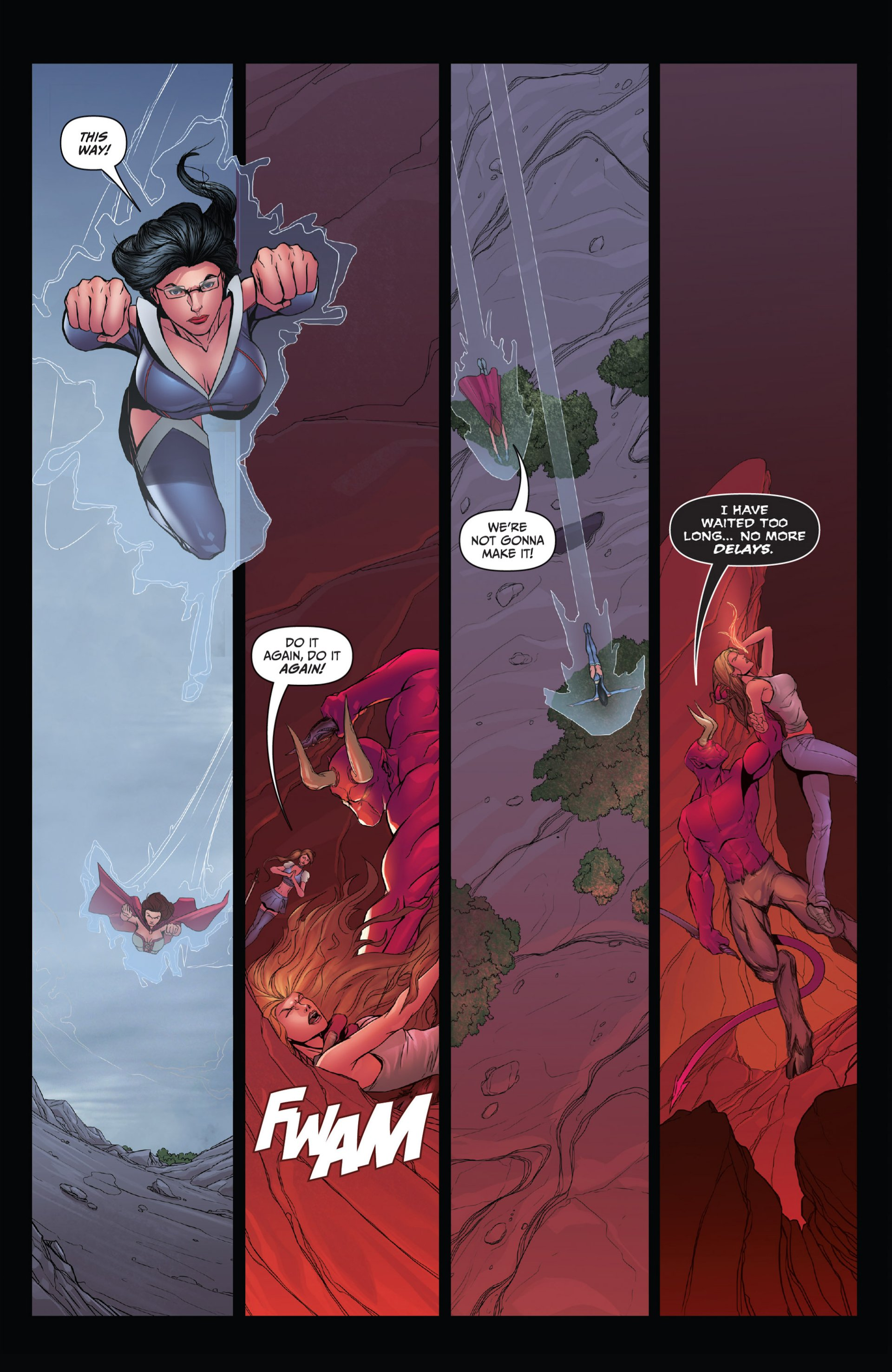 Grimm Fairy Tales (2005) Issue #87 #90 - English 16