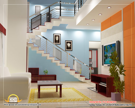 Staircase  - 2490 Sq. Ft. (231 Sq. M.) (276 square yards)