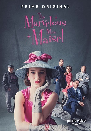 Maravilhosa Sra. Maisel - 2ª Temporada Legendada Completa HD Séries Torrent Download capa