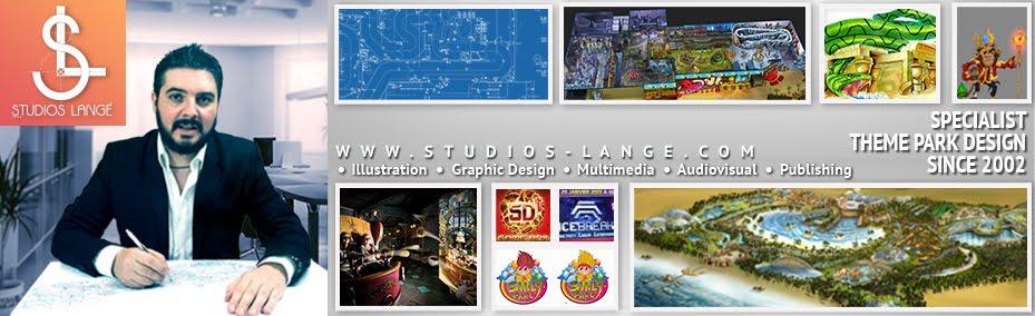 Joel Lange Theme Park Designer