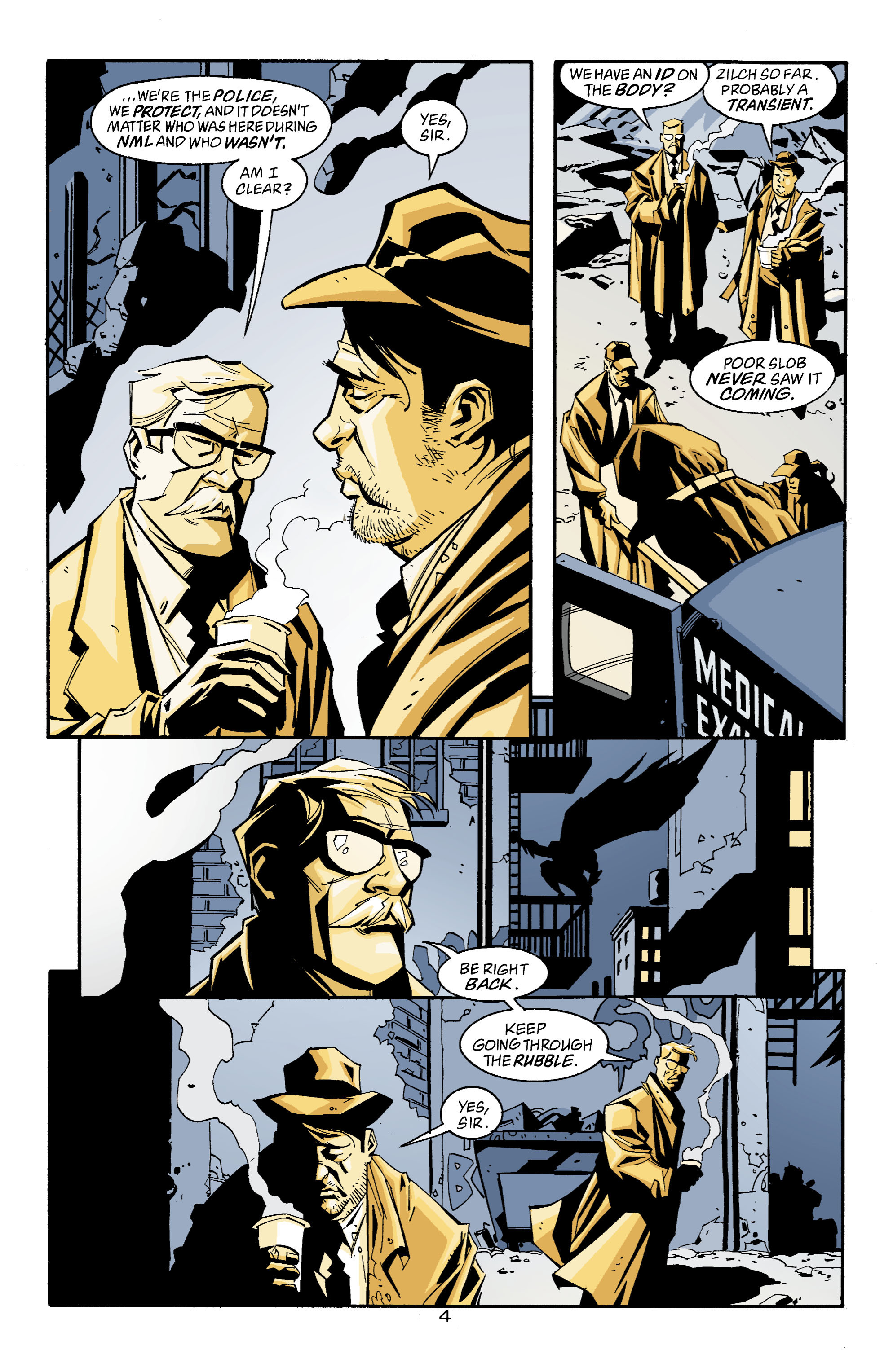 Detective Comics (1937) Issue #748 Page 4