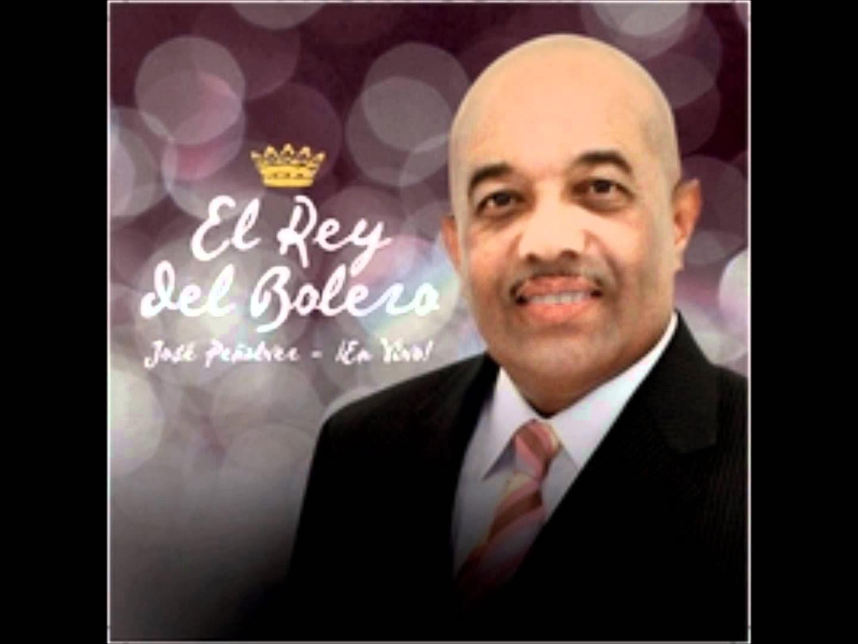 JOSE PEÑALVER EL REY DEL BOLERO