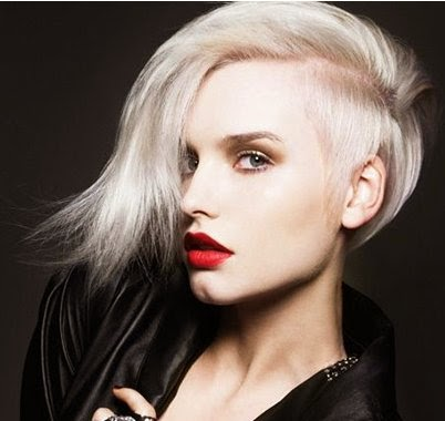 undercut hairstyle girl : Nice Undercut Short Haircuts for Girls