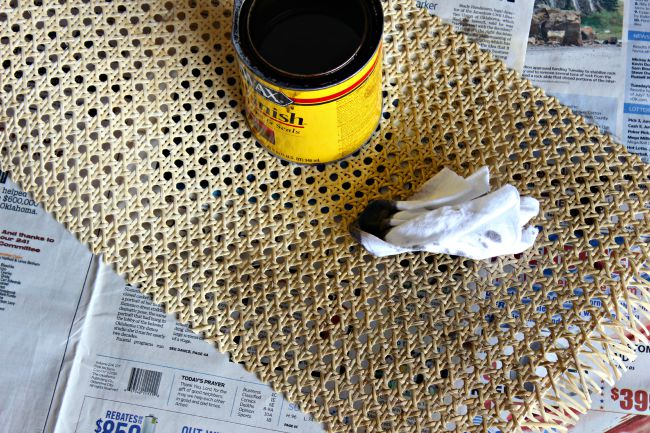 DIY, Minwax stain