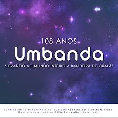 Umbanda 108 anos!