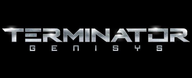 HD Terminator: Genisys logo poster