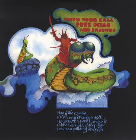 Pete Dello and Friends - Into Your Ears album cover