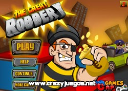 Jugar The Great Robbery