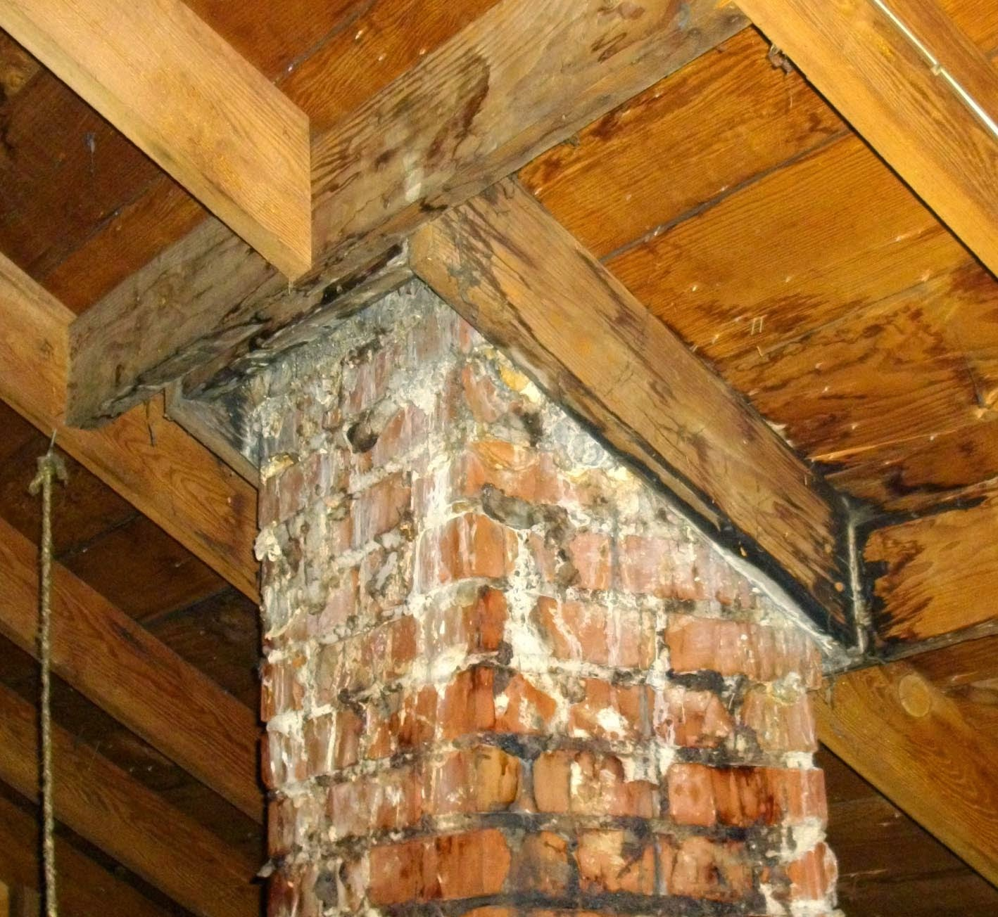 Water In Chimney : The home and hearth corner