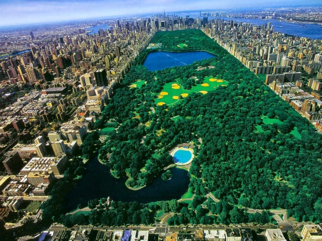 Parcs naturels à New York