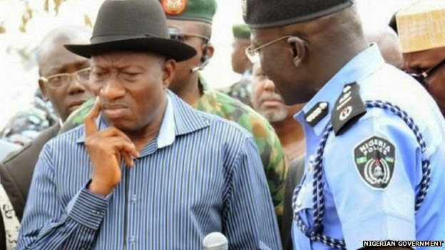 Wenger, Nigeria President Jonathan  is a specialist in failure