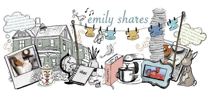 Emily Shares