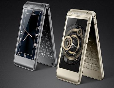 Spesifikasi Dan Harga Samsung W2016 Terbaru