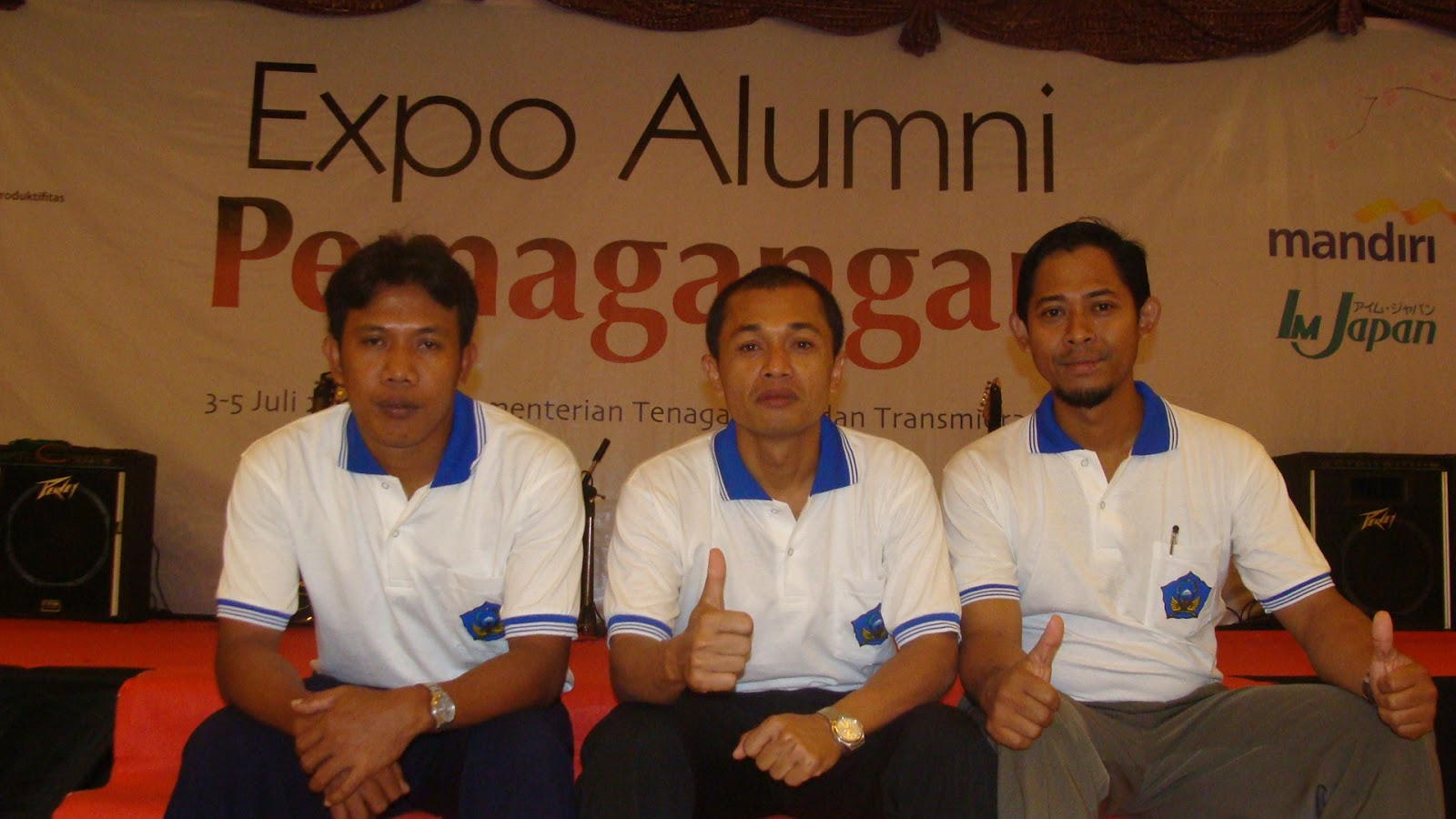 Expo Alumni Pemagangan