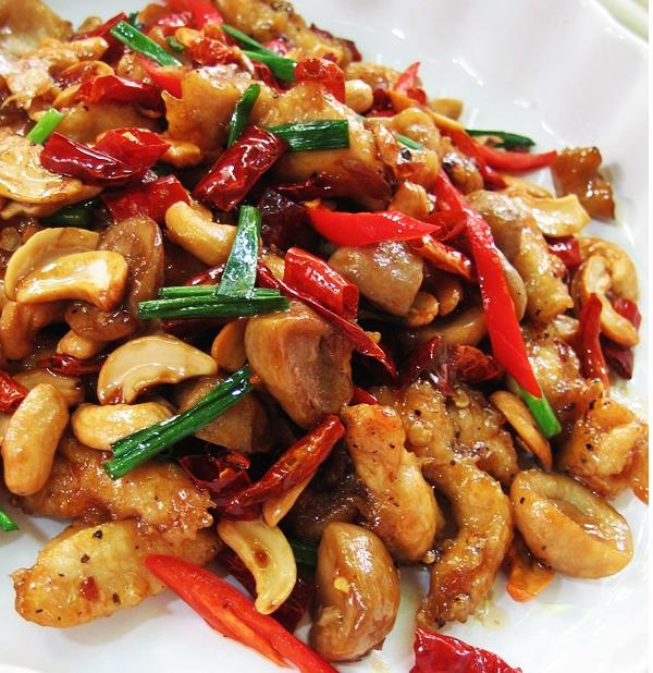 Thai Stir-fry Recipe: Savory Chicken with Cashew Nuts