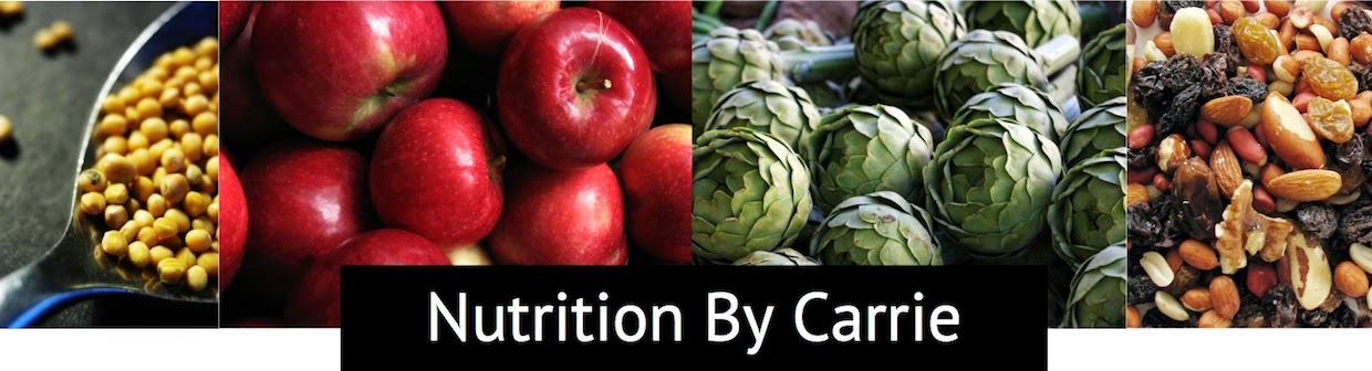 Nutrition By Carrie