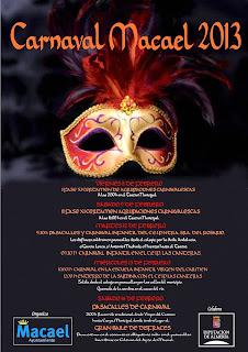 Carnaval de Macael 2013