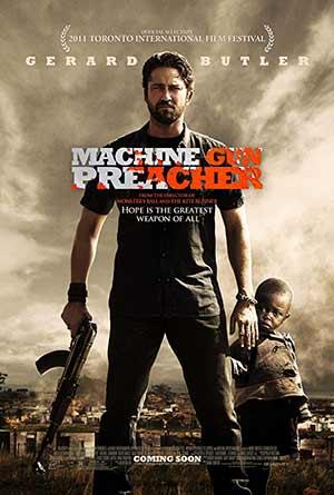 Machine Gun Preacher 2011 Dual Audio Hindi BluRay 720p