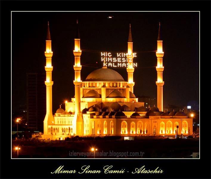 Ramazan'da Mahyalar
