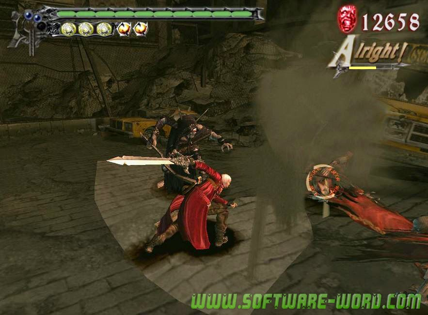 Free Download Game Devil May Cry 3 Special Edition For PC ...