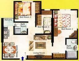 sewa apartemen city resort jakarta barat