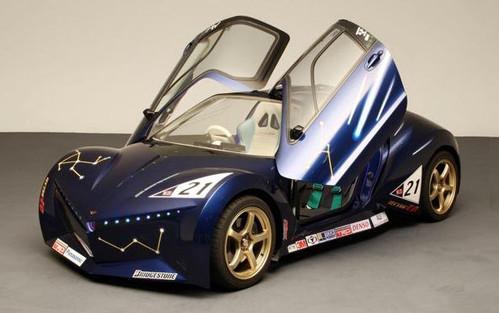 Toyota future cars