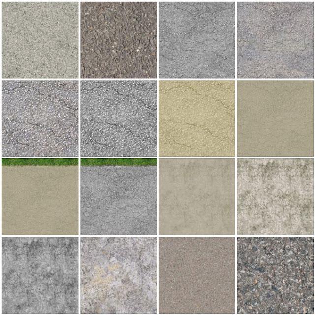 tileable textures -asphalt-roads #2c