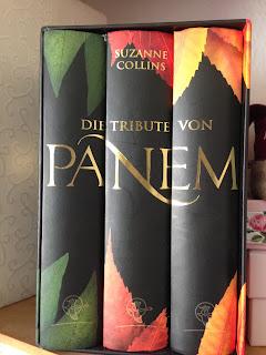 """""""Die Tribute von Panem"""" von Suzanne Collins"""