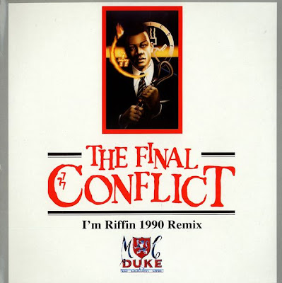 M.C. Duke & D.J. Leader 1 ‎– The Final Conflict (1990, 12'' Promo, 192)