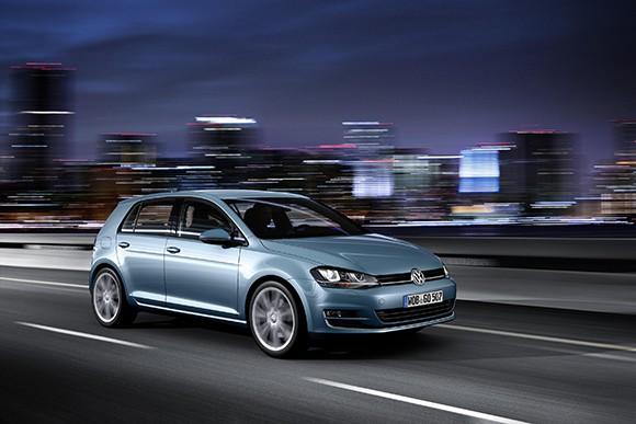 El nuevo Volkswagen Golf 2013 se lanzo Oficialmente