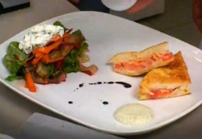 Somonlu Sandviç Nasıl Yapılır - Brenton Gordie Yapımını Anlatıyor