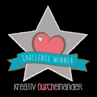 Gewinner der Kreativ Durcheinande Challenge