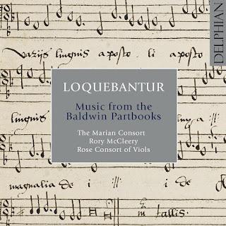 Loquebantur - Marian Consort, Rose Consort of Viols