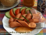 Kapustová pomazánka - recept
