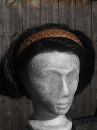 Cedar Bark Woven Headbands