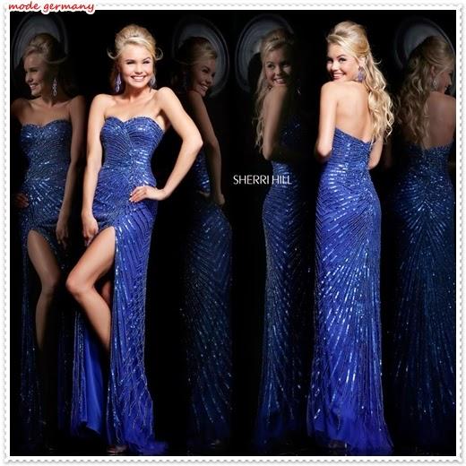 Abendkleider von Sherri Hill 2014