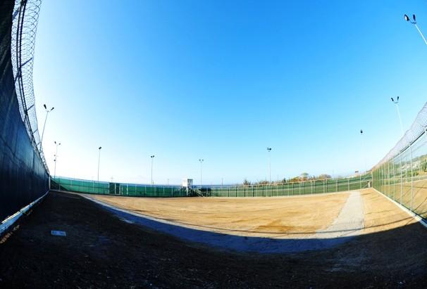 soccer field guantanamo