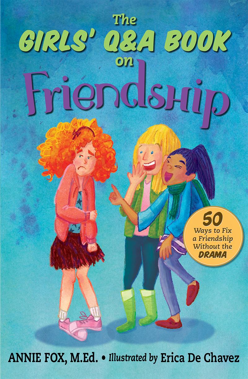 The Girls' Q&A Book    http://bit.ly/GirlsQA1