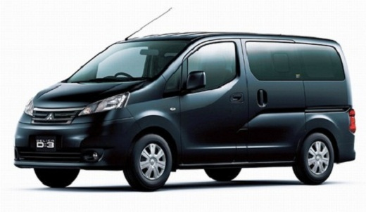 Mitsubishi Minivan Pictures, Prices, Preview | 2018 Upcoming Cars