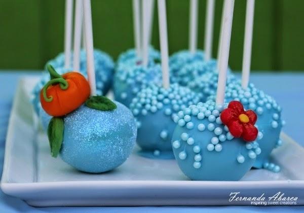 Cinderella 2015 birthday cake topper ideas