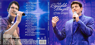 CD Padre Reginaldo Manzotti – Entre Amigos (2015)
