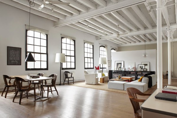 Loft Interior Design New York