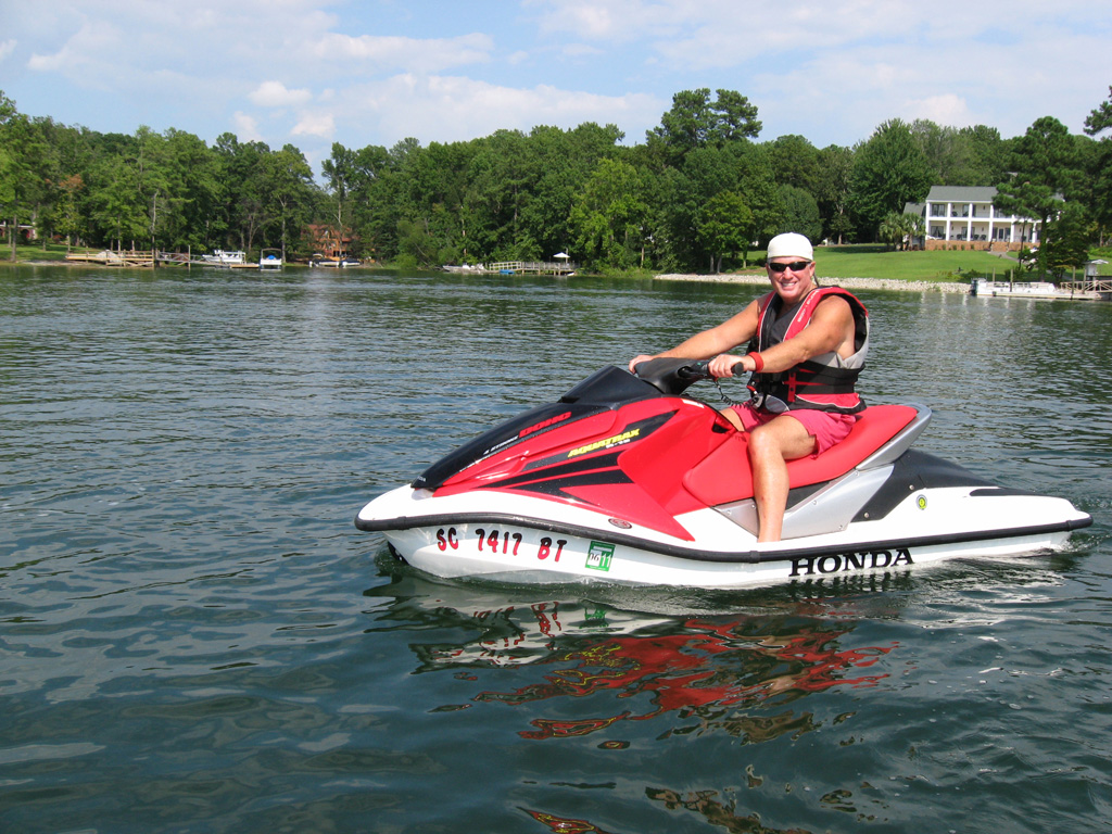 Lake Murray Boat Tours