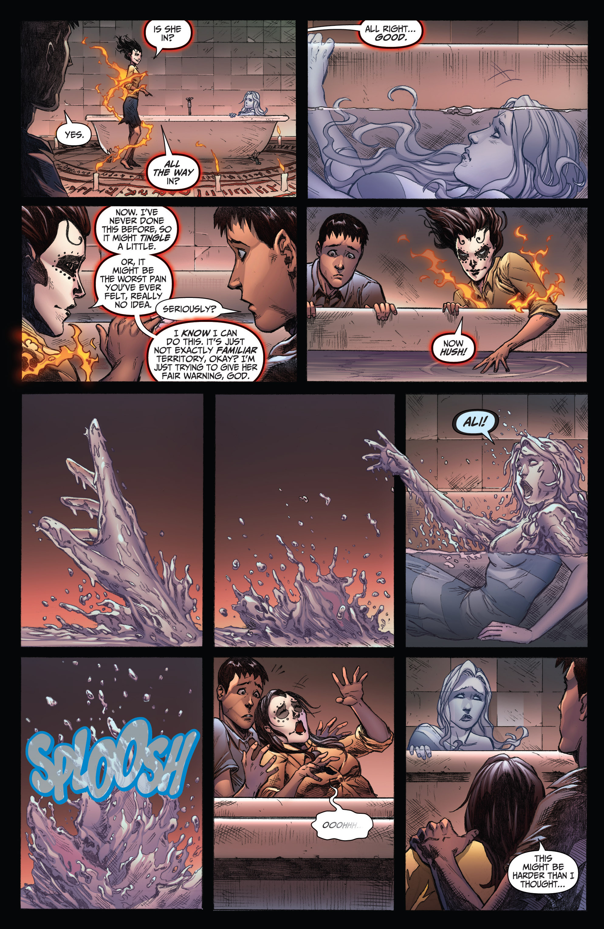 Grimm Fairy Tales (2005) Issue #116 #119 - English 5