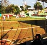 """Campo Beis LECB """"Roque Sánchez"""" Calkiní. 15ene2013."""