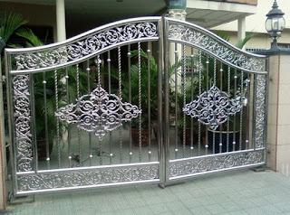 ประตูสแตนเลส